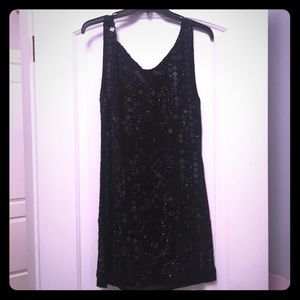 Free People short Beaded Dress